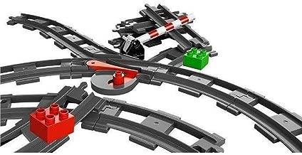 LEGO Duplo 10506 Track System Train Accessory Set