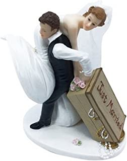 Amazonfr Figurine Mariage Humoristique