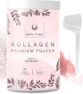 100% KOLLAGEN PULVER Haut hochdosiert 300g • Die BESTE Lösung gegen Haut-Falten..