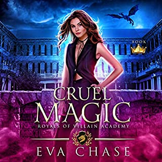 Cruel Magic  audiobook cover art