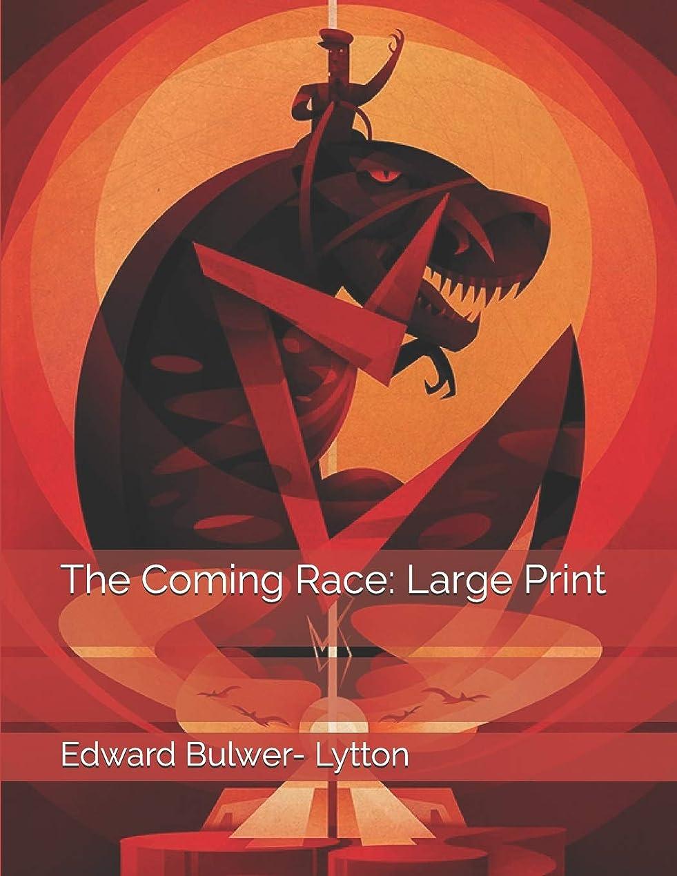 古代ジャンクバンケットThe Coming Race: Large Print
