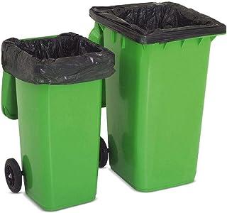 Abbey bolsas de basura para contenedor de basura en un paquete de 50 rollos