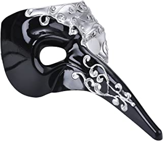Venetian Masquerade Mask Drama Ball Long Nose Mask Joker Party Mask