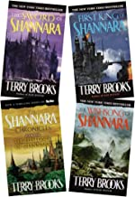 Shannara Trilogy Set + Prequel: First King, Sword of, Elfstones, Wishsong