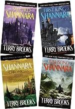 Shannara Trilogy Set + Prequel: First King, Sword of, Elfstones, Wishsong