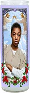Poussey Orange is the New Black Prayer Candle