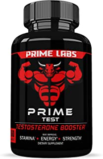 Prime Labs – Men's Test Booster – Natural Stamina, Endurance and..