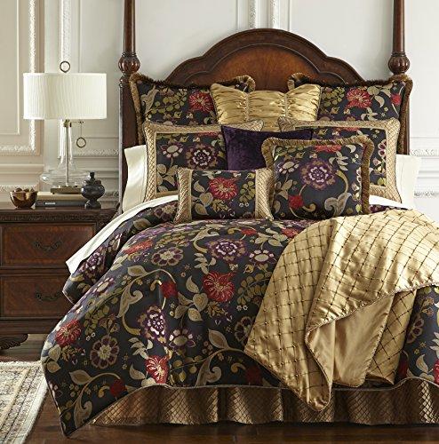 Best Buy! Austin Horn Classics Escapade 3-Piece Luxury Comforter Set (California King)