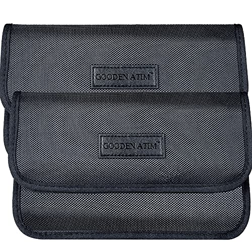 Larger Faraday Pouch[2 Pack&9.4x5.5in Size for All...