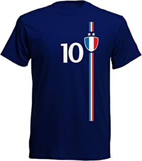 Ungheria WM 2018 T-shirt nera maglia calcio nr all 10 SPORT