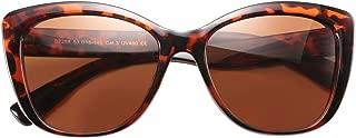 Polarized Vintage Sunglasses American Square Jackie O Cat Eye Sunglasses B2451