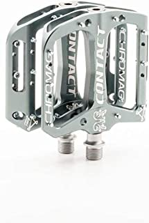 Chromag Contact Pedals; Sealed, 25mm, 9/16