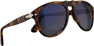 649 Sunglasses Madreterra w/Polarized Blue Gradient Lens 1052S3 52mm PO 0649 PO0649 PO649