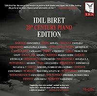 イディル・ビレット:20世紀ピアノ・エディション[15CDs, BOX-set]