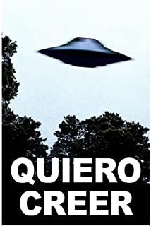 Quiero Creer I Want to Believe Espanol Cool Huge Large Giant Poster Art 36x54