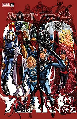 Fantastic Four (2018-) #35 (English Edition)