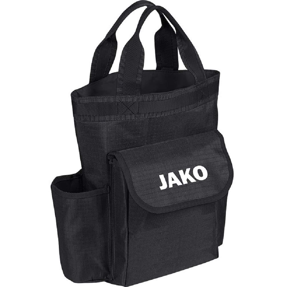 JAKO Equipment Wassertasche, Schwarz, 4 x 20 x 15 cm