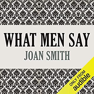 What Men Say cover art