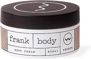 Frank Body Body Cream   Ultra-Hydrating, Soothing & Calming, Vegan & Cruelty Free Body Lotion   Non Toxic Body Moisturizer...