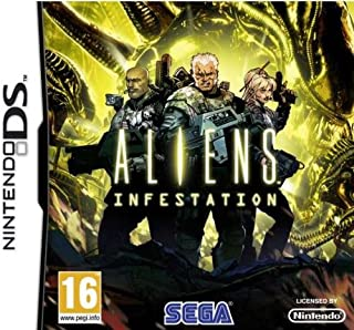DS - Aliens Infestation - [PAL EU - NO NTSC]