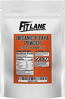 Organic Pitaya Powder (Freeze Dried Dragon Fruit), Non GMO Vegan and Gluten Free. 8 oz Bag.