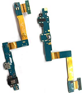 MOLIBAIHUO 10PCS USB Charging Dock Connector Charge Port Flex Cable Headphone Jack Compatible with Samsung Galaxy Tab A 9....