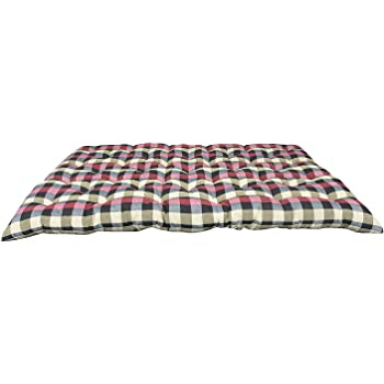 Sleepinns Amena Ae Large Soft Cotton Multicolour Mattress (2 Sleeping Capacity)_72X48X4-Inch
