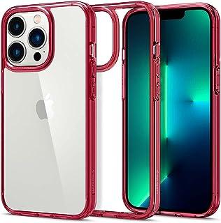 Spigen Ultra Hybrid Designed for iPhone 13 Pro Case (2021) - Red Crystal