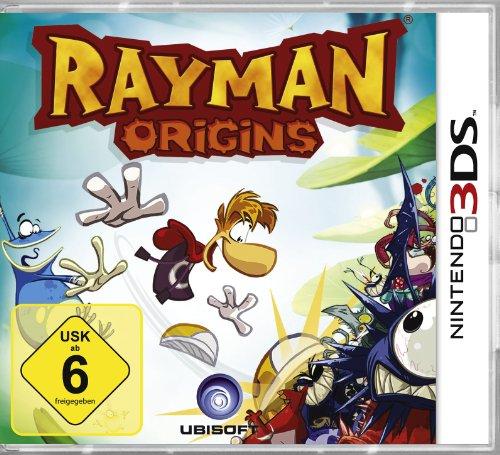 Rayman Origins - [Nintendo 3DS]