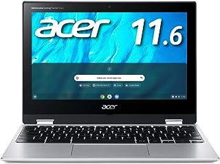 Google Chromebook Acer ノートパソコン Spin 311 CP311-3H-A14P 11.6インチ 360°ヒンジ 日本語キーボード MediaTek プロセッサー M8183C 4GBメモリ 64GB eMMC タッチ...