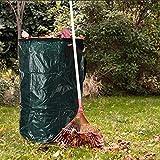 NOONE Bolsas de basura para el hogar, jardinería, césped,...