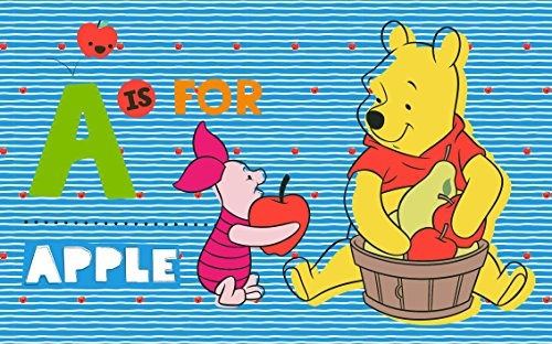 Disney Winnie The Pooh Tapis 50x80 cm.