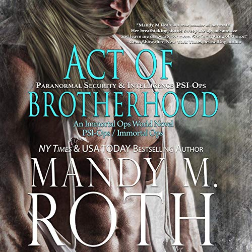 Couverture de Act of Brotherhood