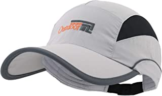 Gisdanchz Running Cap Water-repellent quick-drying summer sport cap for hiking, trekking, jogging, triathlon.