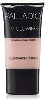 Palladio Im Glowing Illuminating Primer - Pearly Pink