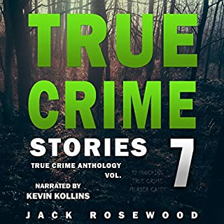 True Crime Stories, Volume 7 cover art