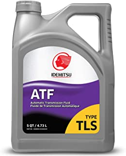 Idemitsu 30040093-95300C020 ATF Type TLS (T-IV) Automatic Transmission Fluid for Toyota/Lexus/Scion-5 Quart