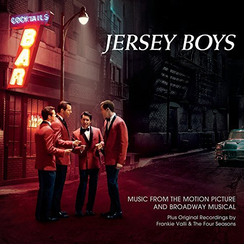 Jersey Boys Music From The Motion Picture And Broadway Musical by Jersey Boys (2014-06-24)