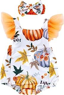 pumpkin romper