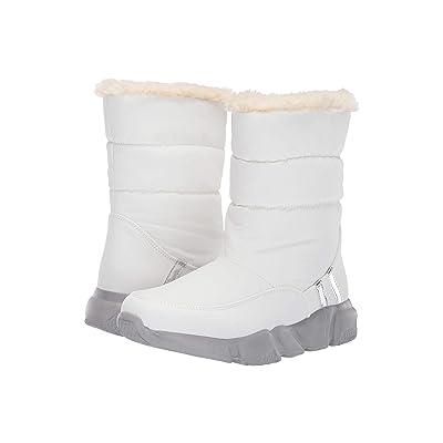 Steve Madden Snowday Winter Boot (White) Women