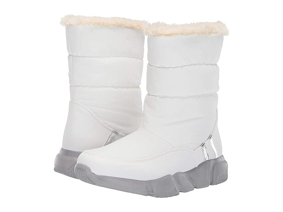Steve Madden Snowday Winter Boot (White) Women