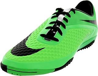 Nike Tenis de Futbol para Hombre simipiel Verde Negro 599849303 98a3e6f2ac8ce
