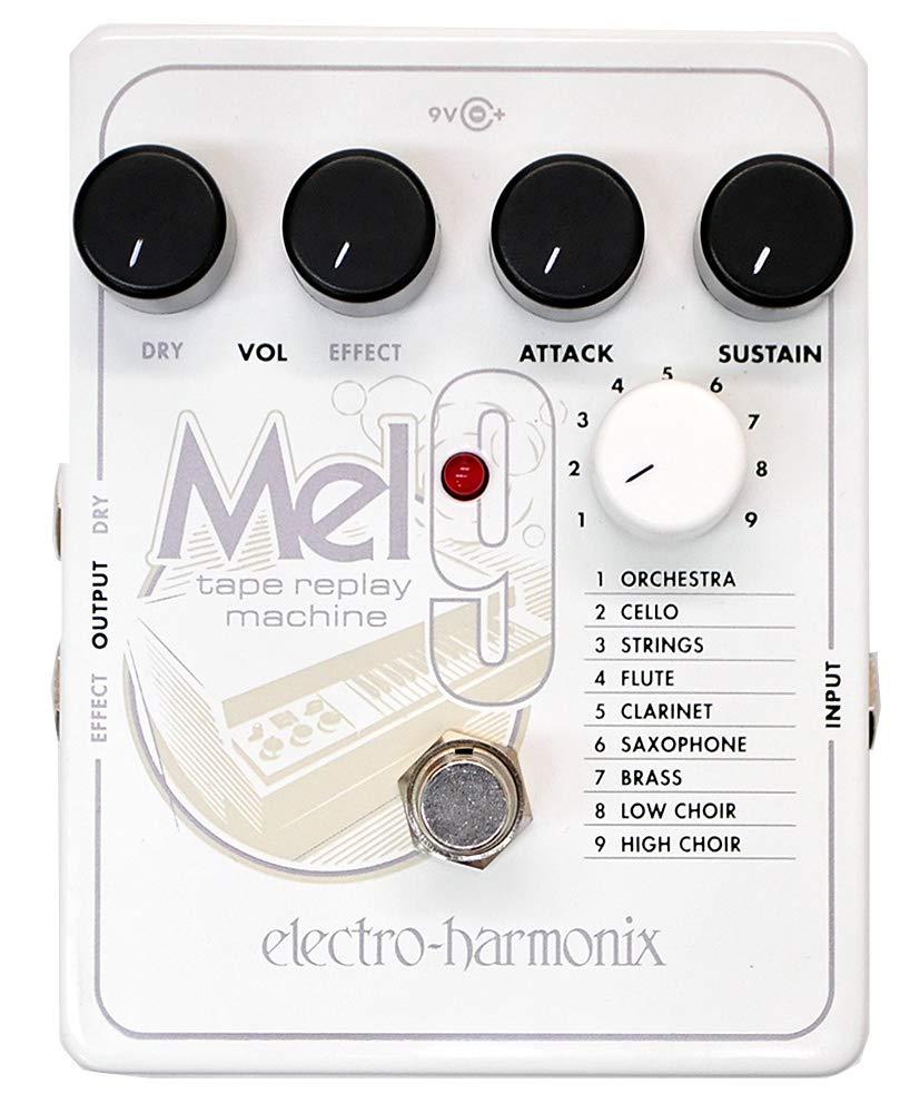 リンク:MEL9 Tape Replay Machine