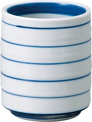 宗峰窯 湯のみ 厚口 ウズ φ6.5×8cm 492-18-453