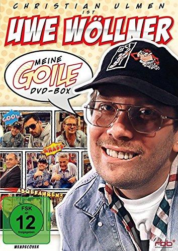 Christian Ulmen ist Uwe Wöllner - Meine goile DVD-Box