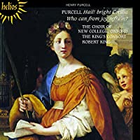 Hail! Bright Cecilia Who Can from Joy Refrain?