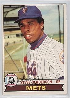 Steve Henderson (Baseball Card) 1979 O-Pee-Chee - [Base] #232