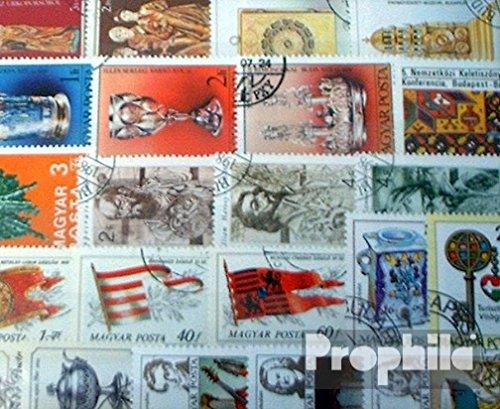 Prophila Collection Ungarn 50 Verschiedene Sondermarken (Briefmarken für Sammler)