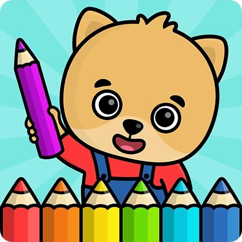 Libro para colorear para niños