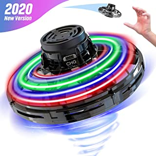 Mini Drone UFO Flying Ball 360 Degree Rotation Toys for Beginner Boys Girls YOSICIL Hand Operated Drones for Kids